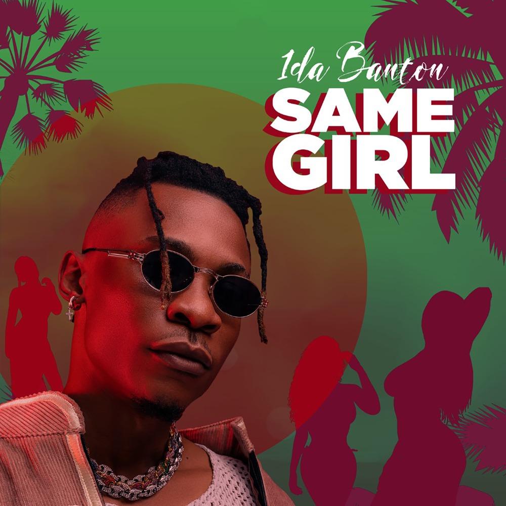 "1da Banton Gushes about the ""Same Girl"" On New afrobeats Single 1 MUGIBSON WRITES"